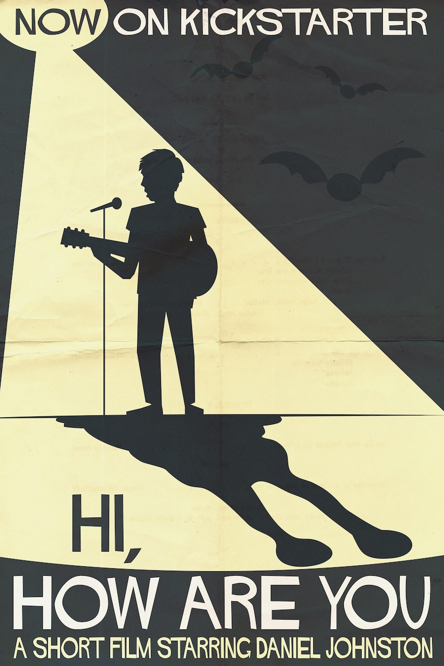 Hi, How Are You: A Short Film Starring Daniel Johnston Launches Kickstarter Campaign