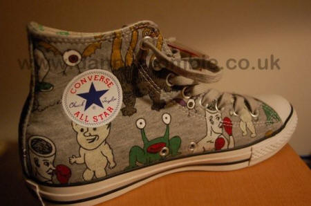 Daniel Unreleased Converse Shoe