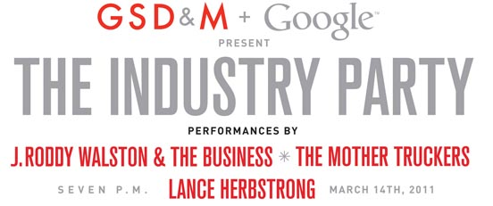 GSDM Industry Party