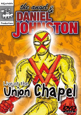The Angel And Daniel Johnston DVD