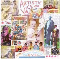 Artistic Vice CD cover