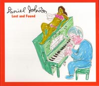 Lost and Found CD cover